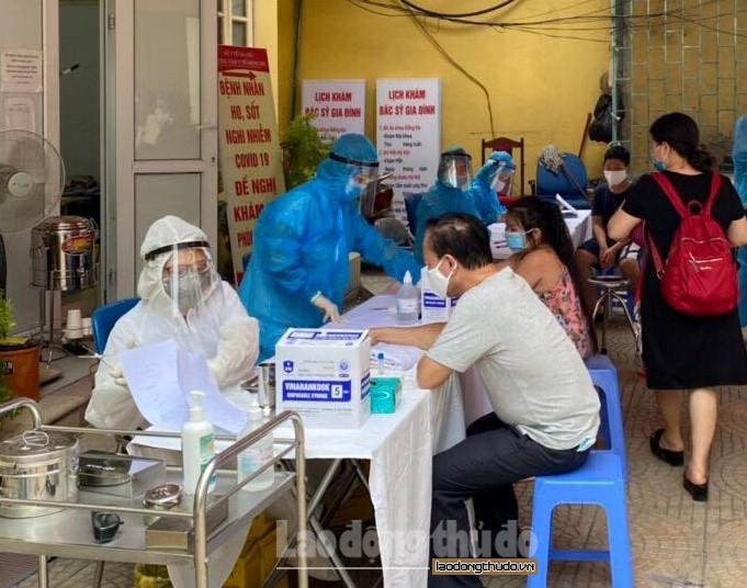 Hà Nội yêu cầu kiểm soát lây nhiễm dịch Covid -19 tại cơ sở y tế ở mức cao nhất