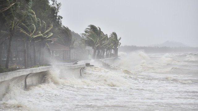 Áp thấp nhiệt đới giật cấp 8, khả năng mạnh thành bão