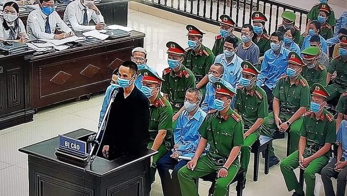 Xét xử các bị cáo trong vụ án xảy ra tại xã Đồng Tâm