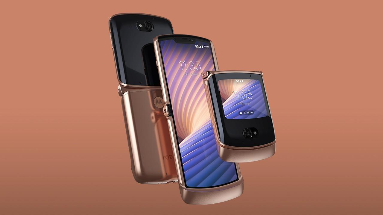 Motorola Razr phiên bản 5G ra mắt với giá 1,399 USD