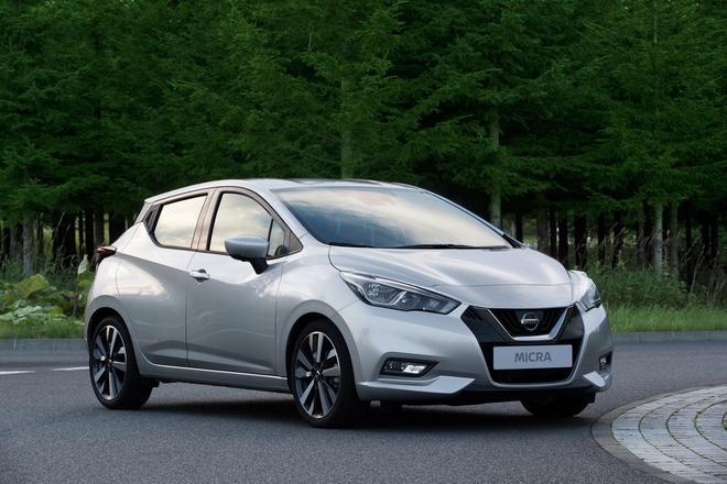 Nissan March thế hệ thứ 6 sẽ giao cho Renault thiết kế và sản xuất