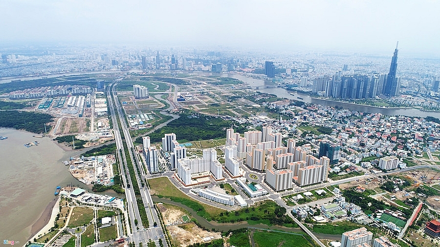 Thành phố Phía Đông mang lại nhiều cơ hội cho thị trường nhà ở chung cư