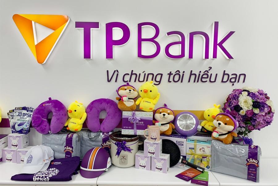 Nhận ngay hàng nghìn quà tặng tại chi nhánh TPBank khi gửi tiết kiệm