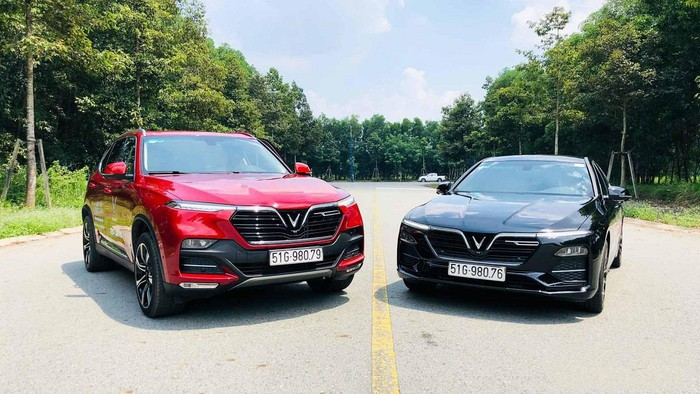 VinFast bán được bao nhiêu chiếc xe ô tô trong tháng 8/2020?