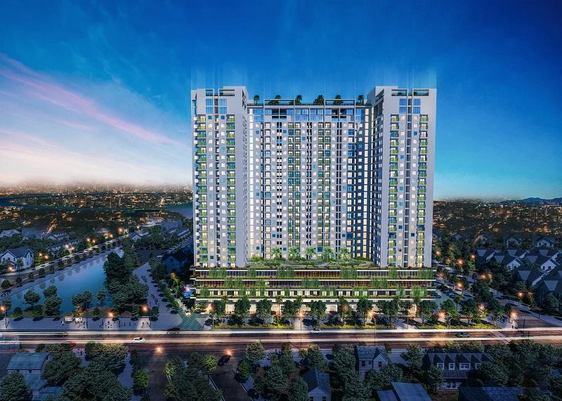 EcoLife Riverside Quy Nhơn – Không gian sống xanh giữa lòng thành phố