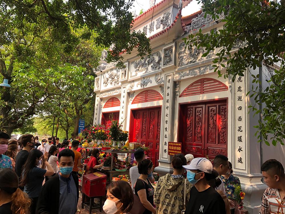 Hà Nội: Không tập trung đông người tại các cơ sở tôn giáo, tín ngưỡng