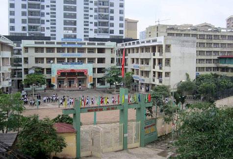 Hà Nội: Hai trường phổ thông sẵn sàng hỗ trợ ký túc xá làm khu cách ly