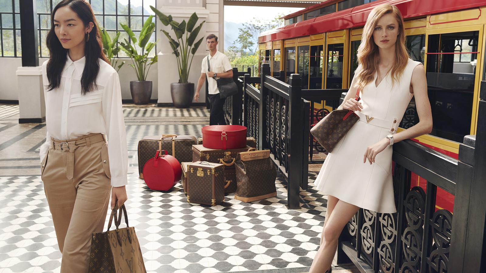 Vì sao Louis Vuitton phải sang Việt Nam để quay clip quảng cáo bộ sưu tập mới?