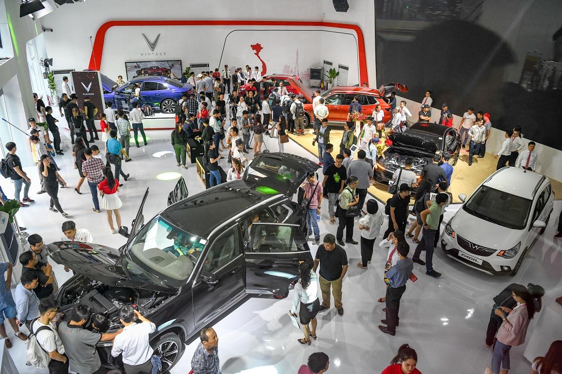 Giải mã 'hiện tượng' VinFast tại Vietnam Motor Show 2019