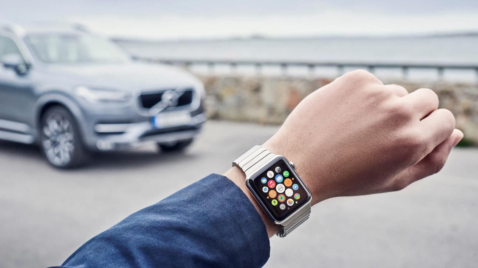 iPhone, Apple Watch sắp có tính năng mở khoá ôtô