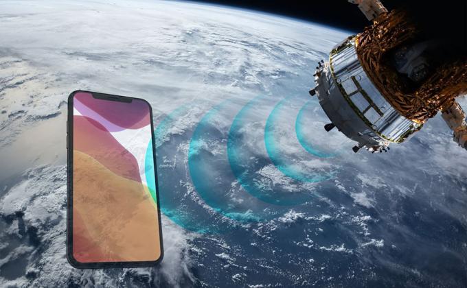 Apple tham vọng truyền dữ liệu trực tiếp đến iPhone thông qua vệ tinh