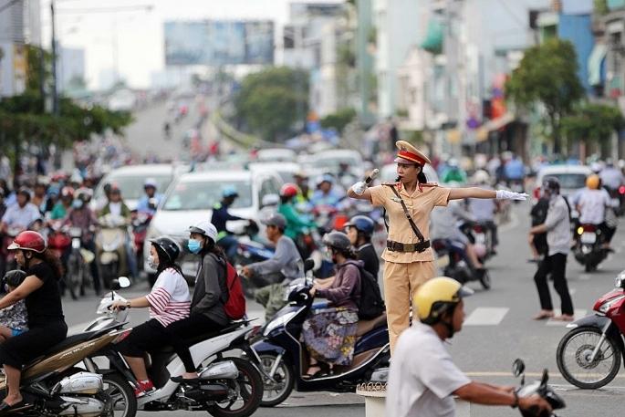 Hà Nội: Tăng cường đảm bảo trật tự, ATGT trong dịp Tết