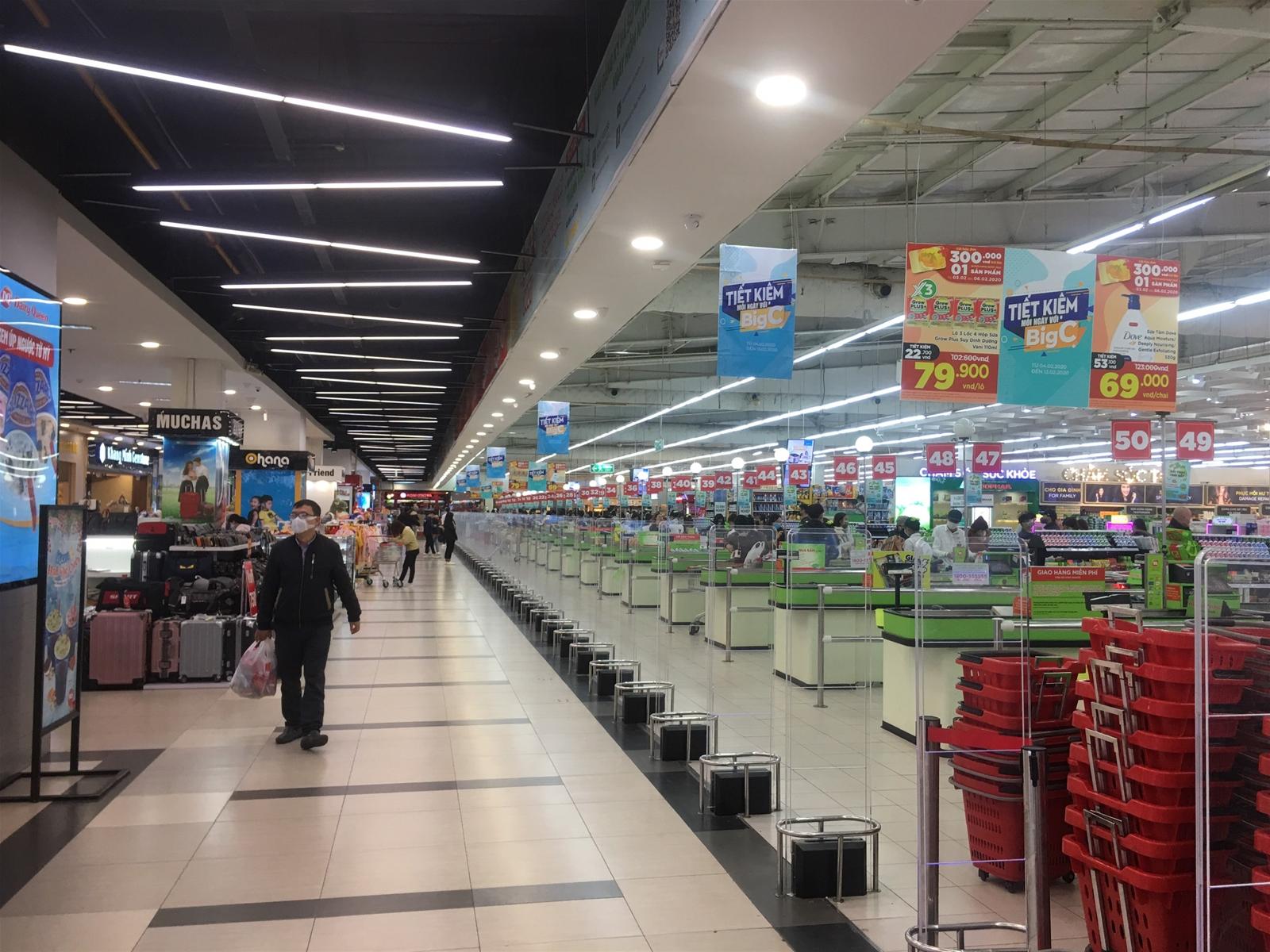 Mặt bằng bán lẻ và trung tâm thương mại: Đổi chiến lược để