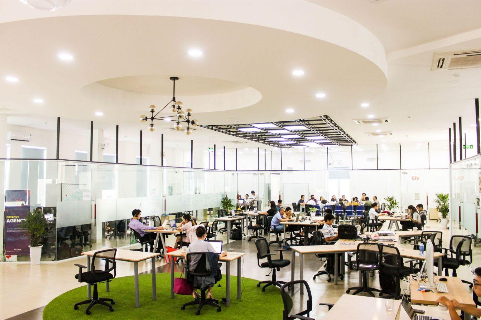 Thập kỷ mới: Bất động sản văn phòng tăng 10%/ năm