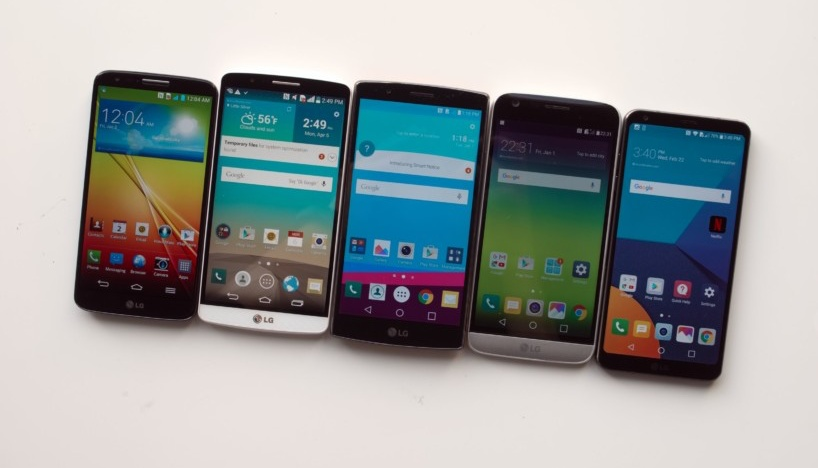 LG khai tử smartphone dòng G