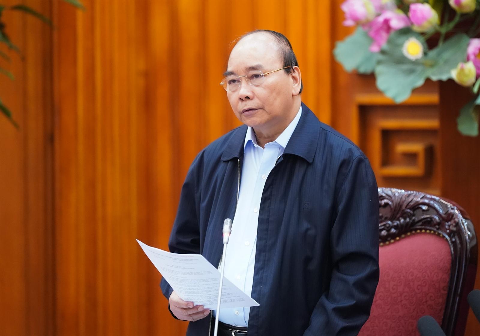 Thủ tướng Chính phủ: Công bố dịch COVID-19 trên toàn quốc