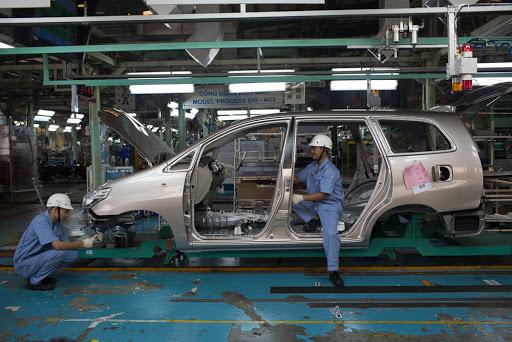Toyota Việt Nam dừng sản xuất