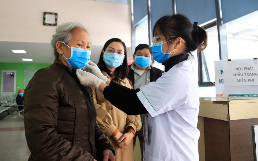 Chung tay phòng, chống dịch bệnh do nCoV