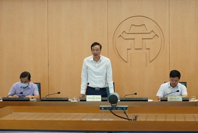Xử lý 12 đối tượng người Trung Quốc nhập cảnh trái phép vào Thủ đô