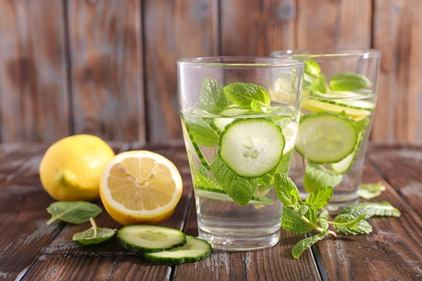 4 loại nước detox giúp thanh lọc cơ thể, chống chọi với dịch bệnh