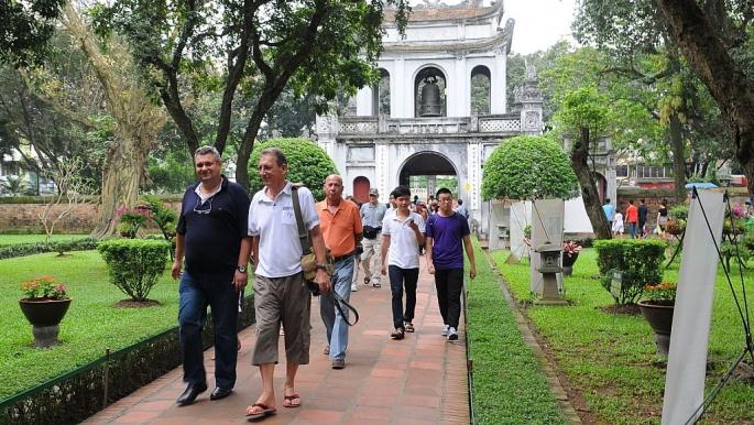 Hà Nội đón gần 29 triệu khách du lịch trong năm 2019