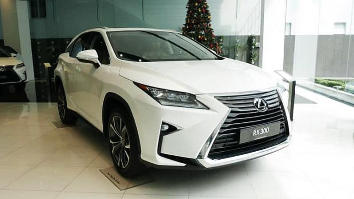 Bảng giá xe Lexus tháng 02/2020 mới nhất