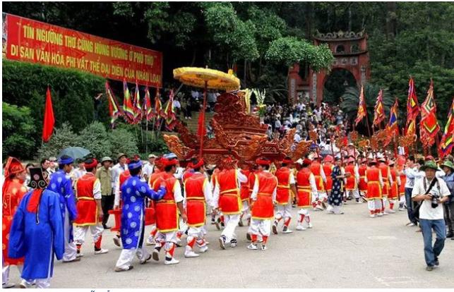 Người lao động được nghỉ mấy ngày trong lễ Giỗ tổ Hùng Vương?