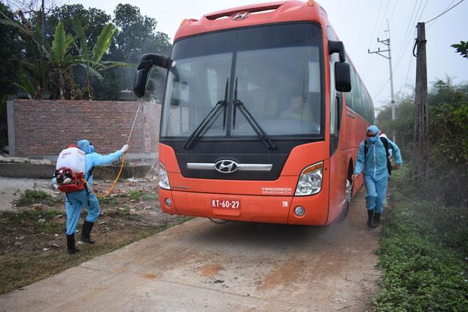 Hà Nội bảo đảm điều kiện tốt nhất cho khu vực cách ly phòng dịch