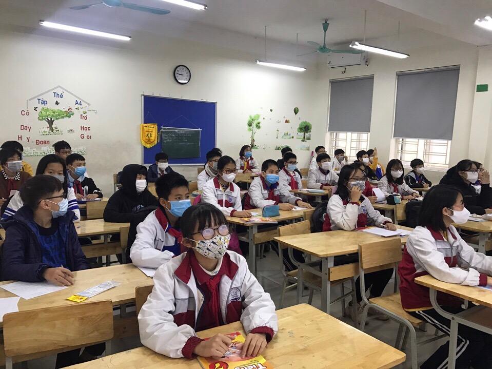 Hà Nội: Không thu tiền học phí trong giai đoạn học sinh nghỉ phòng dịch Covid-19