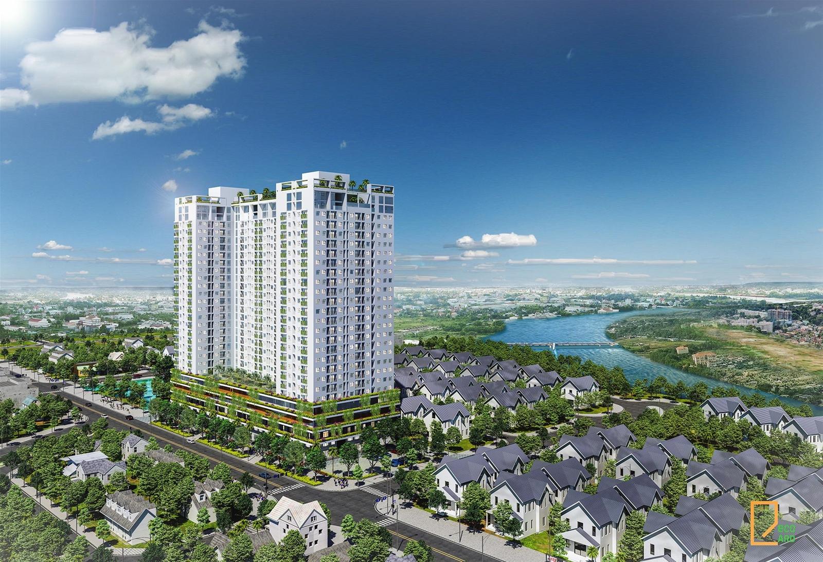 Căn hộ chung cư Quy Nhơn – xu hướng homestay kiểu mới