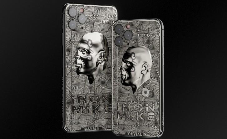 iPhone 11 Pro phiên bản Mike Tyson và Marilyn Monroe