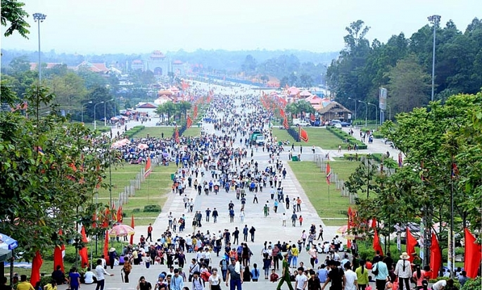 Lễ giỗ Tổ Hùng Vương 2020 được tổ chức theo quy mô cấp Quốc gia
