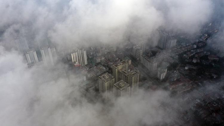 Hà Nội sẽ rửa đường để giảm ô nhiễm không khí