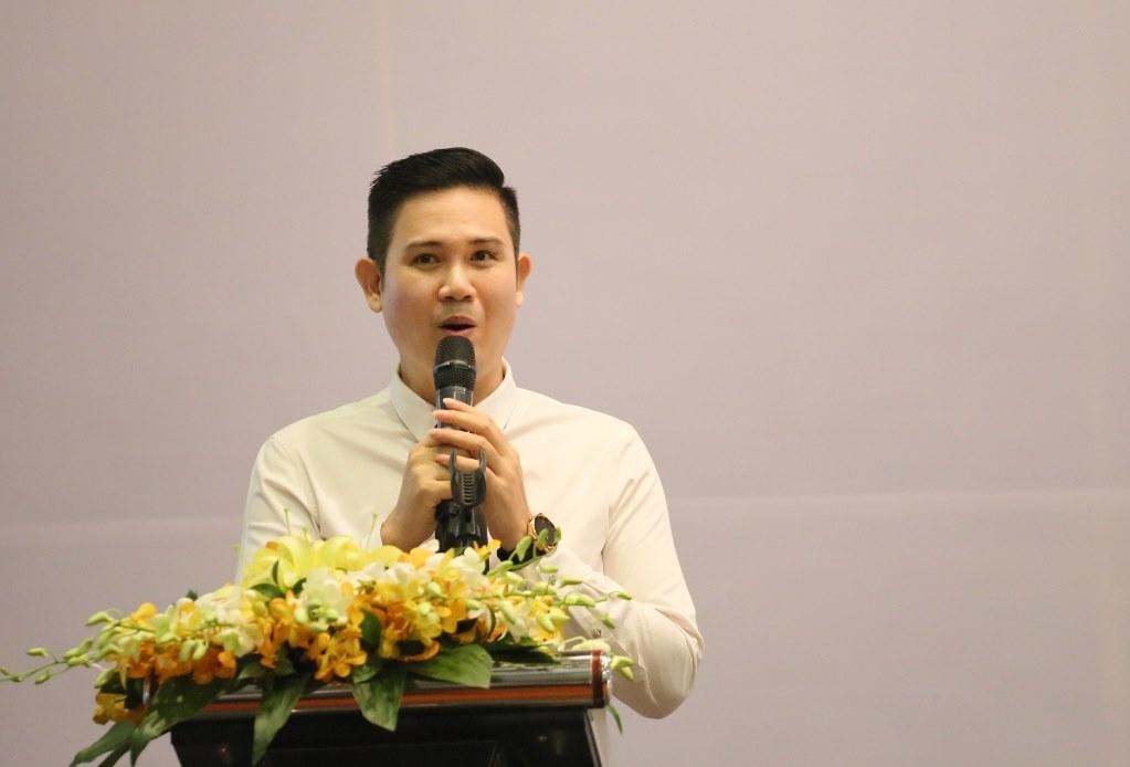 CEO Asanzo Phạm Văn Tam lên tiếng về việc bị Sharp tố giả mạo bằng chứng