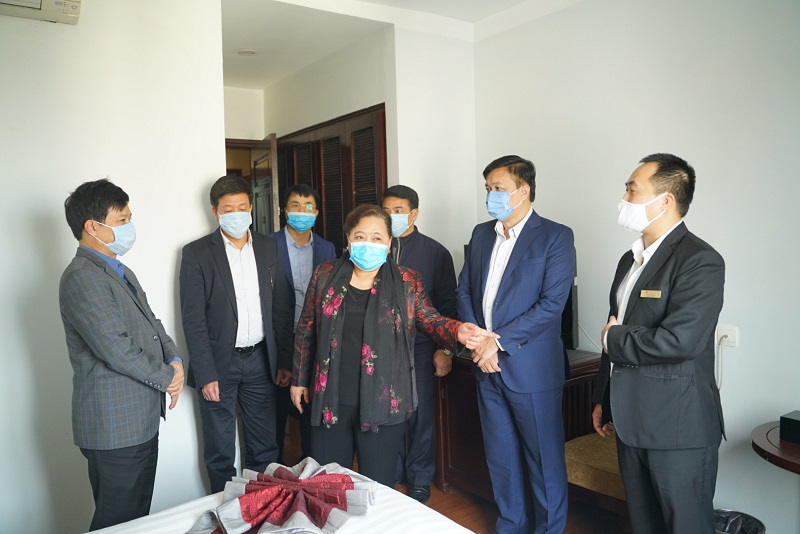 Công tác phòng chống dịch Covid-19 tại quận Hoàn Kiếm được cả hệ thống vào cuộc