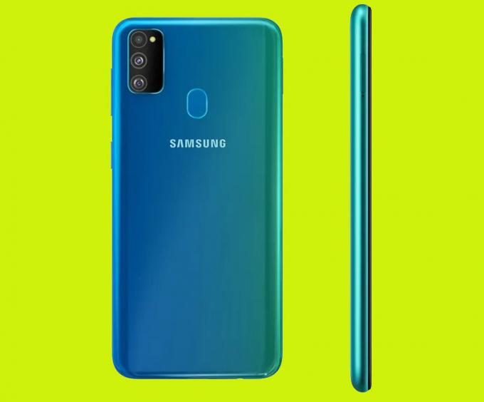 Samsung Galaxy M30s rò rỉ thông số kĩ thuật với viên pin cực