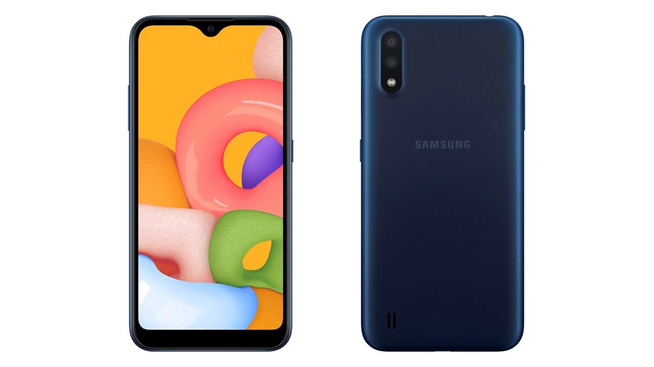 Smartphone Samsung có camera kép giá rẻ nhất