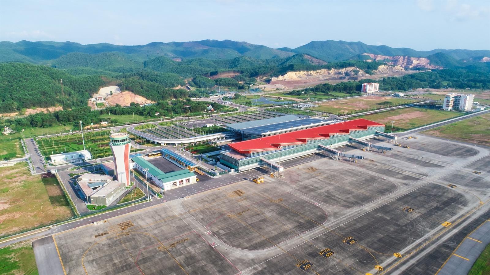 Sân bay quốc tế Vân Đồn lần đầu đón chuyến bay từ Nhật Bản