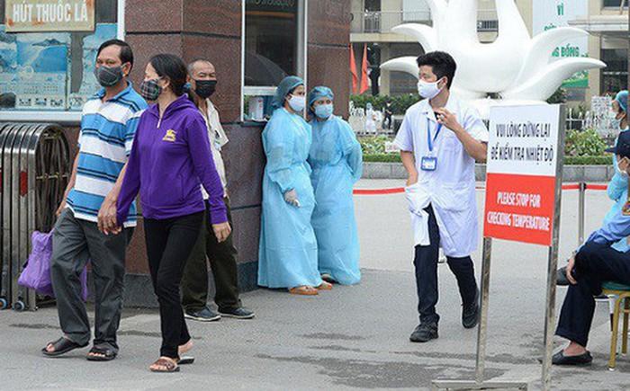 Hà Nội tiếp tục ra công điện khẩn số 3 để ngăn chặn ổ dịch ở bệnh viện Bạch Mai