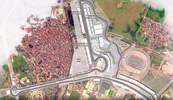 """Đường đua F1 có khiến bất động sản Tây Bắc Hà Nội """"lên hương"""" như kỳ vọng?"""