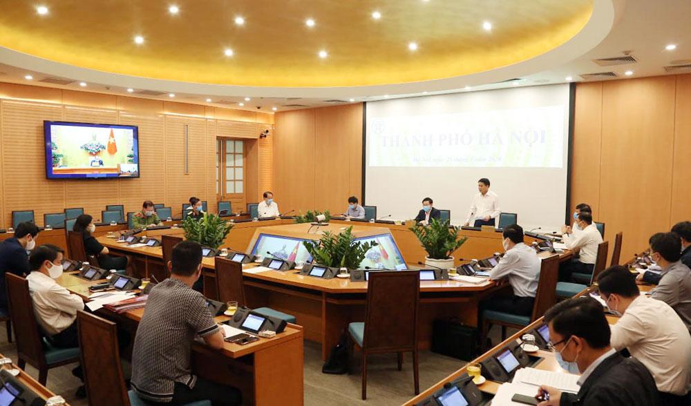Hà Nội đã triển khai các chỉ đạo của Chính phủ sát thực tiễn và quyết liệt