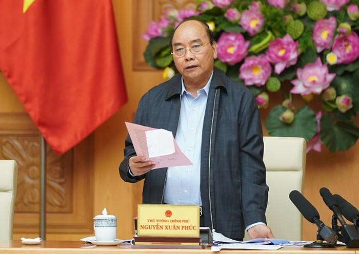 Thủ tướng Nguyễn Xuân Phúc: Không được để dịch Covid-19 lan rộng ở Việt Nam