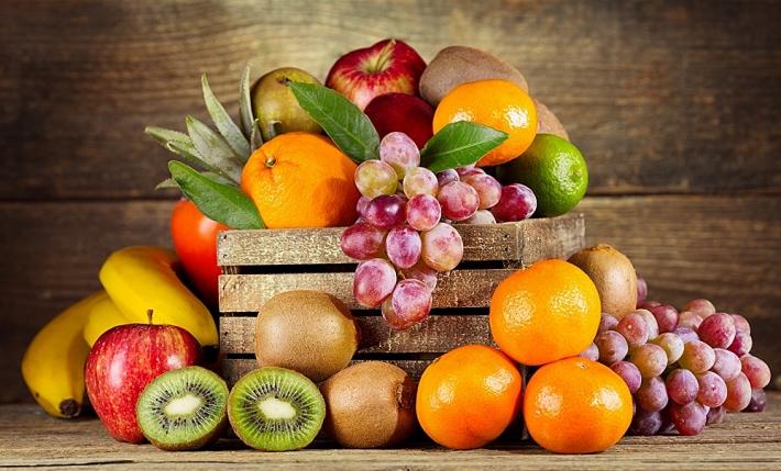 Giá trị dinh dưỡng tuyệt vời của trái cây đối với sức khỏe