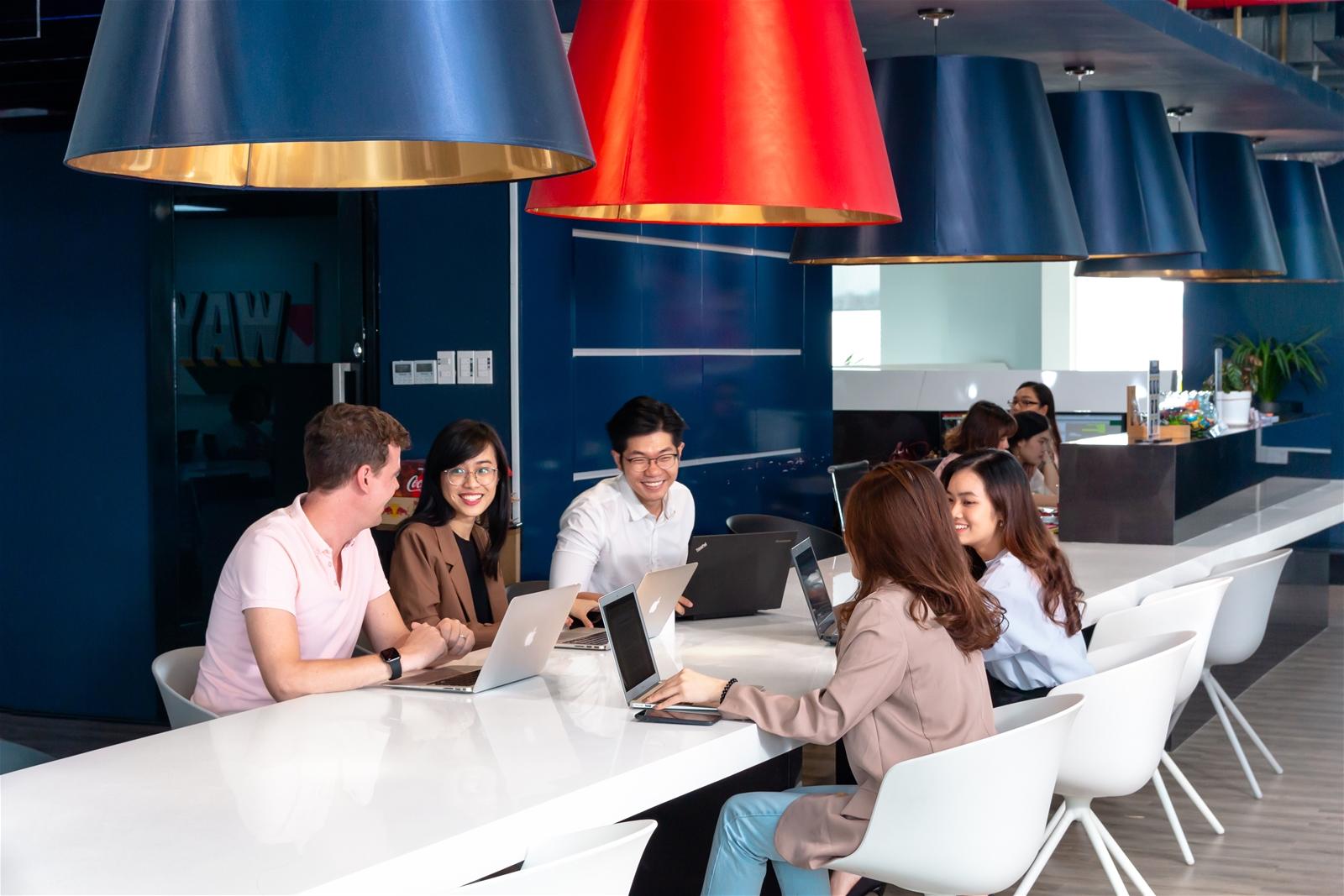 Năm 2020: Văn phòng chia sẻ tiếp tục bùng nổ