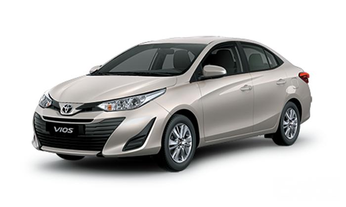 Bảng giá xe Toyota Vios tháng 02/2020: Ra mắt phiên bản mới