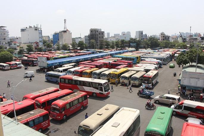 Hà Nội: Đề xuất điều chỉnh hàng chục lượt xe khách chạy xuyên tâm