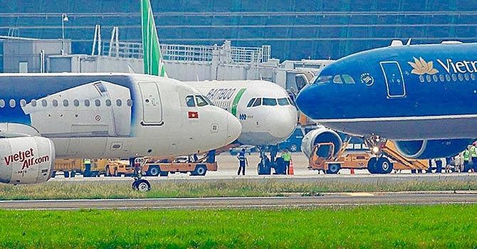 Giá vé máy bay: Vietnam Airlines là không liệt kê chi tiết các yếu tố cấu thành