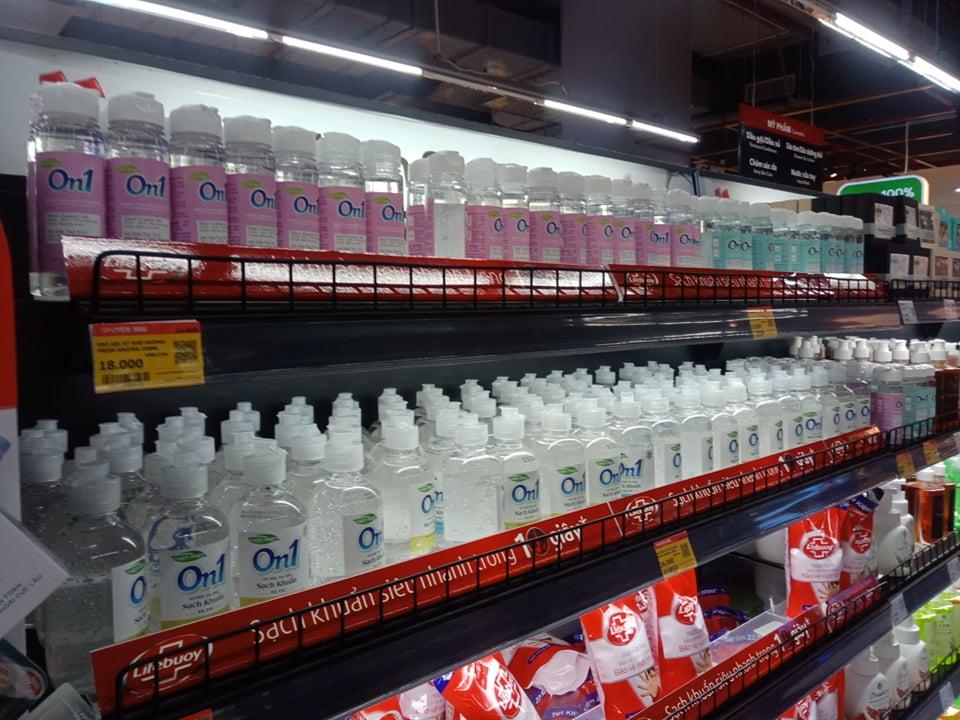 Công ty Lix: Sản phẩm Gel rửa tay khô On1 có thật sự sạch khuẩn 99,9%?