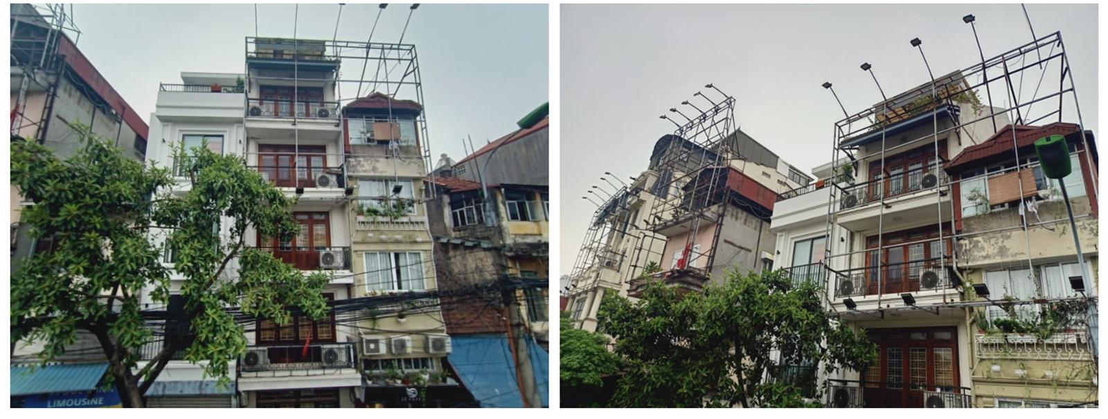 Quận Hoàn Kiếm: Thiết lập hồ sơ để xử lý nghiêm đối với các công trình vi phạm