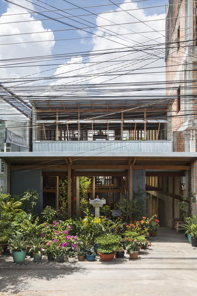 Cận cảnh ngôi nhà ở Châu Đốc lọt top 100 dự án có kiến trúc tốt nhất